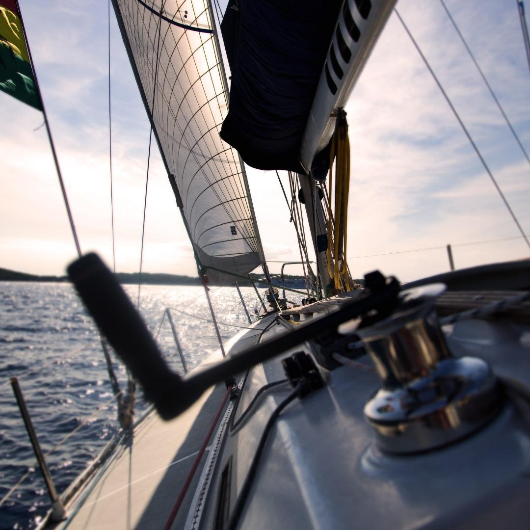 RYA Day Skipper Sail