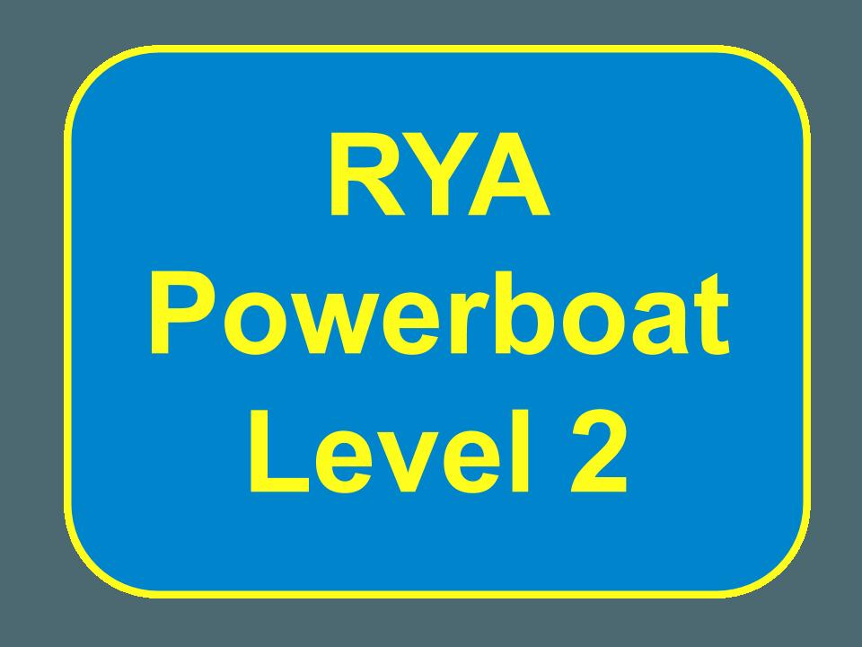 Powerboat level 2