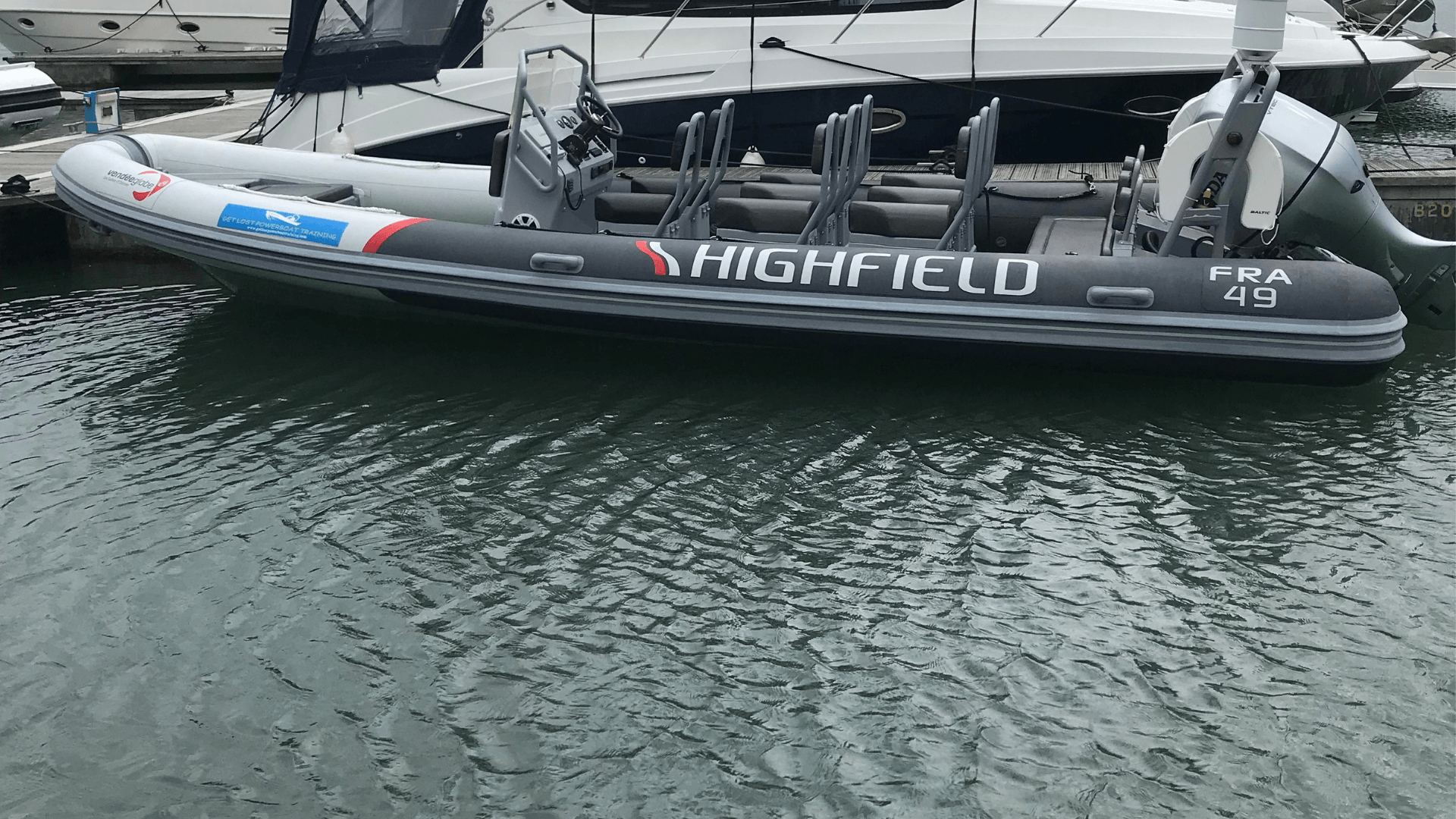 RYA Advanced Powerboat Courses